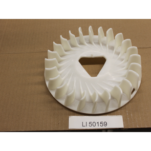 19722 Flywheel Fan (Plastic) (11HP-13HP-15HP)