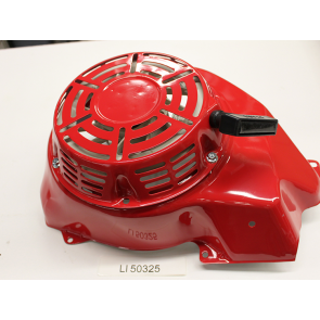 27100 Red Recoil Starter Assy With Hood (11HP-13HP-15HP-Welder)