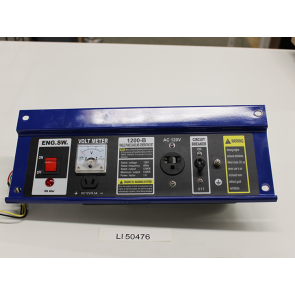 37300 Control Panel Assy (1200w)