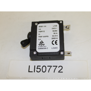 31221 Simple 32A Breaker (AXQ1-200)